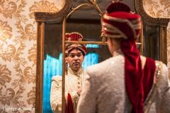 indian wedding photography,indian groom,sherwani,getting ready