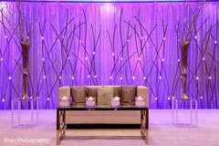indian wedding reception,planning and design lightning,floral and decor