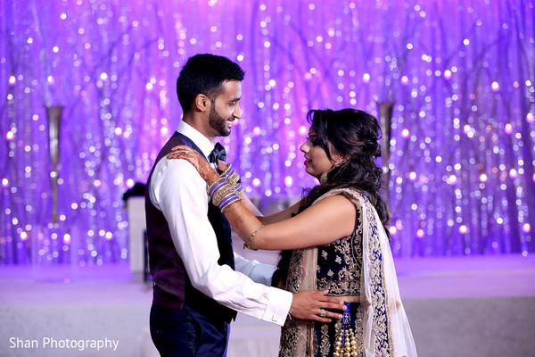 Heartwarming first dance.