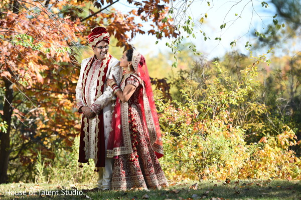 first look photography,indian bride fashion,indian groom fashion,bridal jewelry