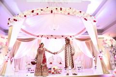 indian wedding ceremony,indian bride fashion,indian groom fashion,mandap