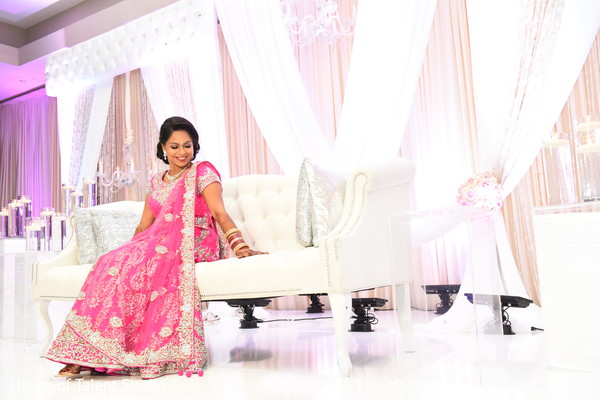 indian bride reception fashion,indian wedding reception,reception stage