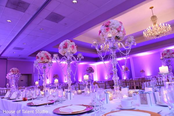 Impressive table decor