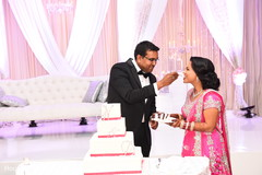 indian wedding reception,indian wedding cake,indian wedding cake design,indian bride and groom