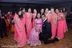 indian wedding reception,indian bride and groom,indian bridesmaids fashion