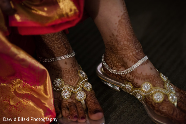 Astonishing feet mehndi art