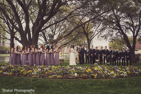 Impressive wedding ceremony capture