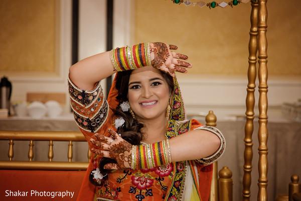 pre- wedding celebrations,sangeet,indian bride fashion,indian bridal jewelry