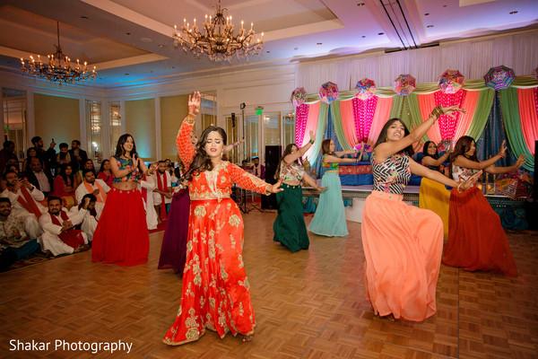 pre- wedding celebrations,sangeet,dj and entertainment,indian bride fashion