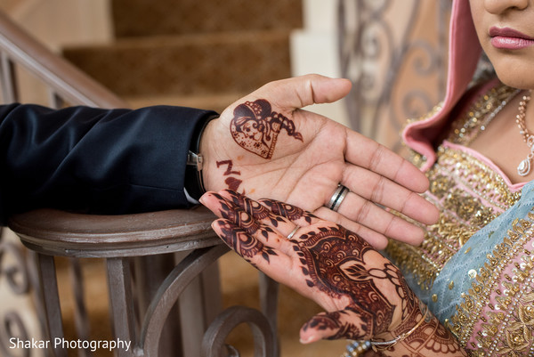 pre- wedding celebrations,indian bride and groom,mehndi art