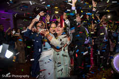 indian bride and groom,indian wedding reception,dj and entertainment
