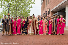 indian bridal party,indian groom fashion,indian groomsmen fashion,indian bride fashion,indian bridesmaids' fashion