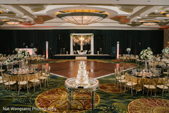 indian wedding reception,wedding cake,indian wedding planning and design,indian wedding reception floral and decor