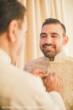 indian groom,getting ready,groom fashion