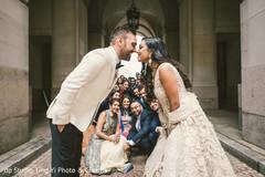 indian wedding photography,indian groomsmen,indian bridesmaids,indian bride and groom