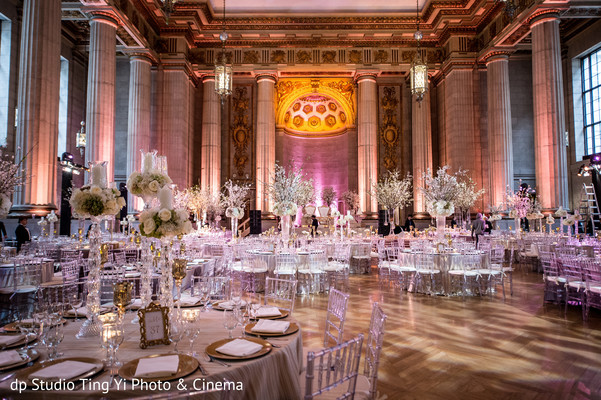 Magical Indian wedding floral and decor.