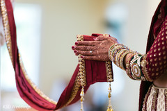 indian wedding ceremony,maharani's bridal bangles,mehndi art