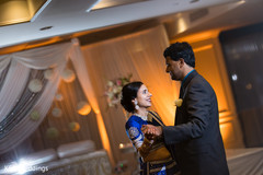 indian wedding reception,indian bride and groom,first dance,dj and entertainment