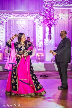 indian wedding reception,dj's and entertainment,indian bride