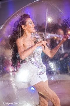 indian wedding reception,live music,performance