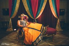pre- wedding celebrations,mehndi party,indian bride fashion