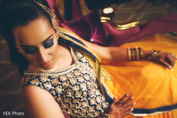 See this lovely indian bride