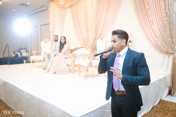 Nikkah reception speech