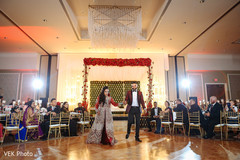indian wedding reception,indian bride and groom,dj and entertainment,first dance