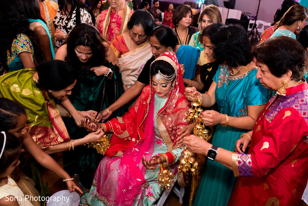pre- wedding celebrations,indian bride fashion,indian bridal jewelry