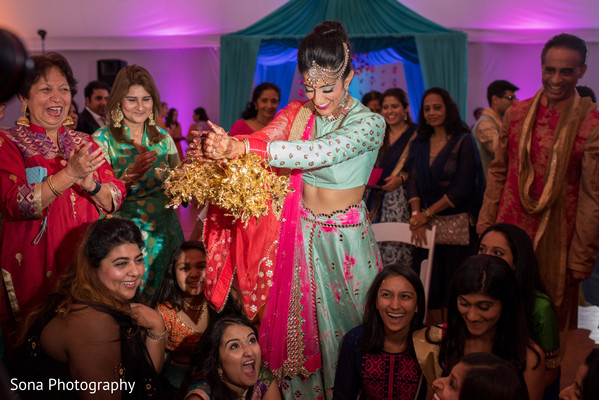 pre- wedding celebrations,indian bride fashion,indian bridal jewelry,sangeet