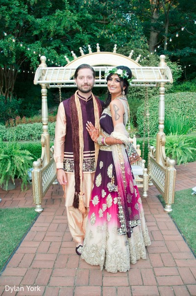 indian bride and groom,sangeet,indian wedding photography,pre-wedding fashion
