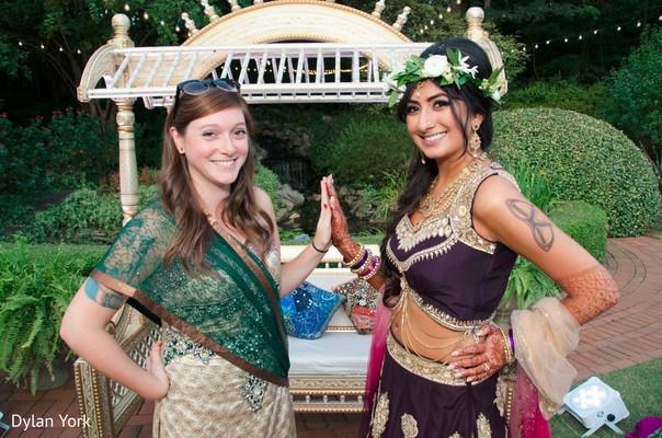 indian bride,sangeet,indian wedding photography,pre-wedding fashion
