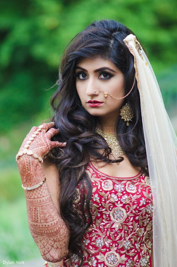 indian bride,bridal fashion,bridal mehndi,hair and makeup