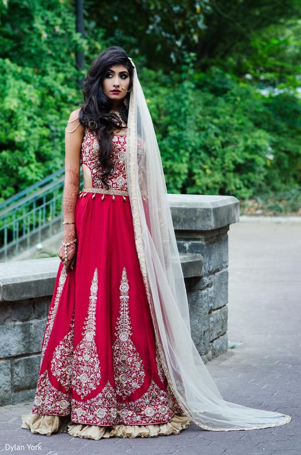 indian bride,bridal fashion,lehenga,hair and makeup