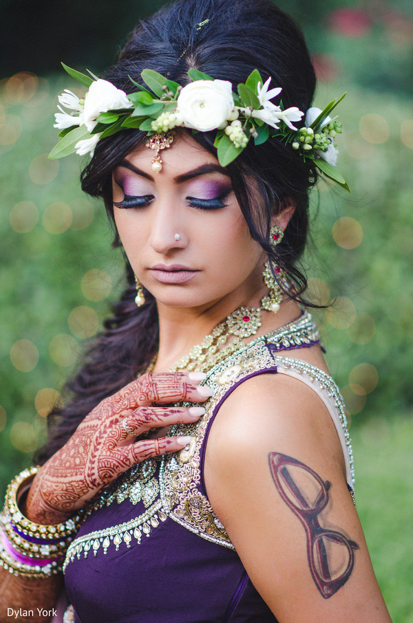 indian bride,bridal fashion,mehendi,hair and makeup