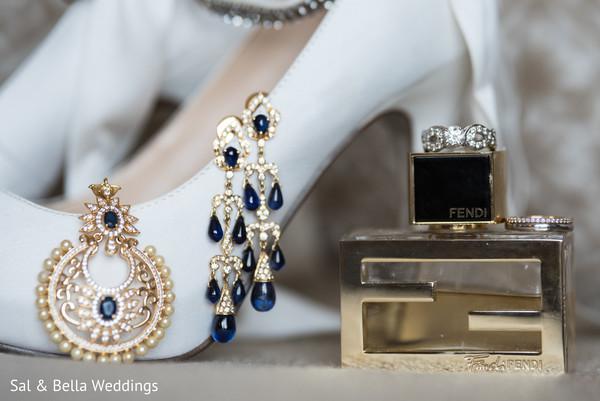 Stunning indian bride jewelry