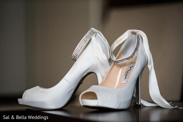 Indian bride shoes