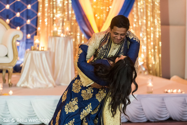 Marvelous moves from indian couple