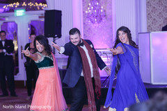 indian wedding reception,indian groom,choreography