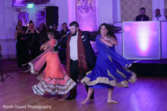 indian wedding reception,indian groom,choreography,dj