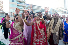 indian wedding baraat,baraat,indian bride fashion