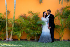 Indian newlyweds photo shoot