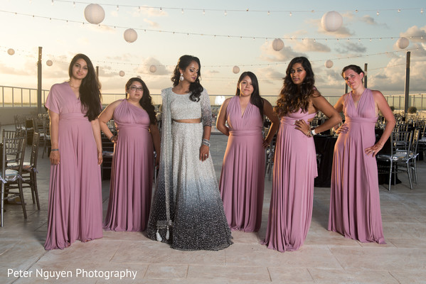 outdoor photography,indian bride fashion,indian bridesmaids' fashion