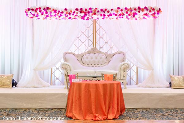 Amazing indian wedding stage