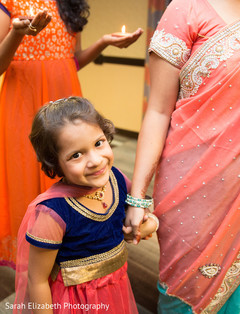 indian wedding,sari,little guest