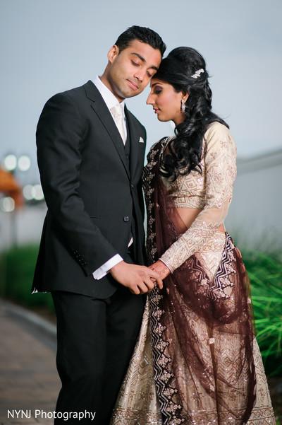 indian newlyweds,indian wedding fashion,indian groom fashion