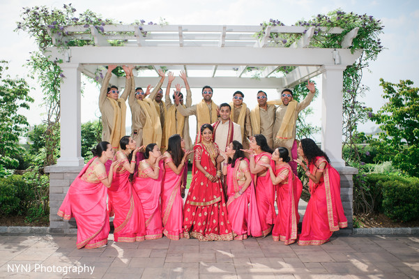 indian bridesmaids fashion,indian groomsmen fashion,indian bride fashion