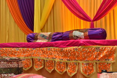 pre-wedding celebration,garba,floral and decor,stage