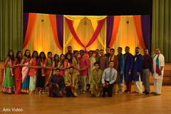 pre-wedding celebration,garba,indian bride and groom,indian wedding photography