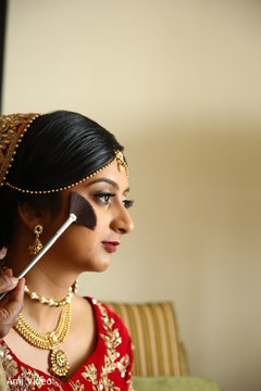 indian bridal makeup,bridal jewelry,getting ready